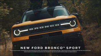 2021 Ford Bronco Sport TV Spot, 'Built for America: Bronco Sport' [T2] - Thumbnail 1