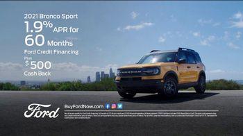2021 Ford Bronco Sport TV Spot, 'Built for America: Bronco Sport' [T2] - Thumbnail 7