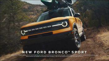 2021 Ford Bronco Sport TV Spot, 'Built for America: Bronco Sport' [T2] - Thumbnail 2