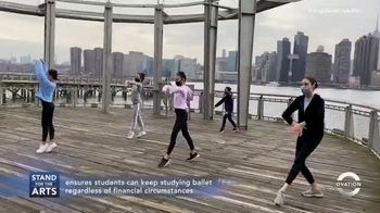 Stand for the Arts TV Spot, 'Long Island City Ballet'