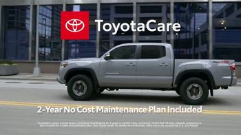 Toyota Fall Savings TV Spot, 'Reasons to Buy a Tacoma' [T2] - Thumbnail 5