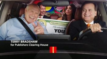 Publishers Clearing House TV Spot, 'Last Chance To Win: Days Left' Featuring Terry Bradshaw