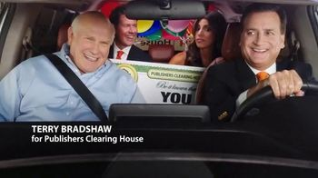 Publishers Clearing House TV Spot, 'Last Chance To Win $7,000 a Week' Featuring Terry Bradshaw