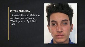 National Center for Missing & Exploited Children TV Spot, 'Myken Melendez'