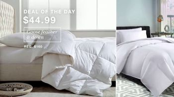 Macy's One Day Sale TV Spot, 'Comforters, Luggage and Small Appliances' - Thumbnail 4