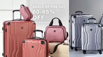 Macy's One Day Sale TV Spot, 'Comforters, Luggage and Small Appliances' - Thumbnail 6