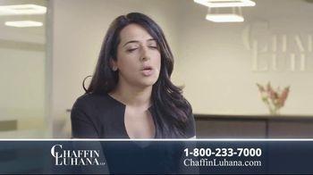 Chaffin Luhana TV Spot, 'Numbers' - Thumbnail 1