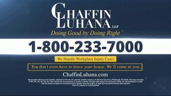 Chaffin Luhana TV Spot, 'Numbers' - Thumbnail 9