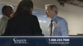 Chaffin Luhana TV Spot, 'Numbers' - Thumbnail 3