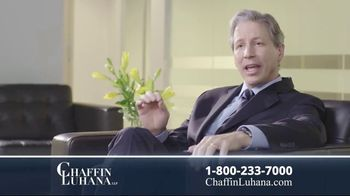 Chaffin Luhana TV Spot, 'Numbers' - Thumbnail 4