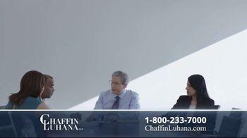 Chaffin Luhana TV Spot, 'Numbers' - Thumbnail 5