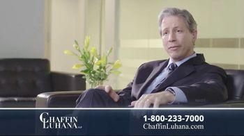 Chaffin Luhana TV Spot, 'Numbers' - Thumbnail 6