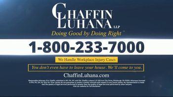 Chaffin Luhana TV Spot, 'Numbers' - Thumbnail 8