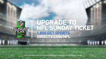 DIRECTV NFL Sunday Ticket TV Spot, 'Recliner' Featuring Dak Prescott - Thumbnail 9