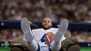 DIRECTV NFL Sunday Ticket TV Spot, 'Recliner' Featuring Dak Prescott - Thumbnail 4