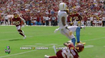 DIRECTV NFL Sunday Ticket TV Spot, 'Recliner' Featuring Dak Prescott - Thumbnail 6