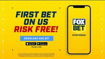 FOX Bet Sportsbook TV Spot, 'Take Things to the Next Level' Ft. Terry Bradshaw, Howie Long - Thumbnail 7