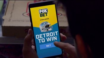 FOX Bet Sportsbook TV Spot, 'Take Things to the Next Level' Ft. Terry Bradshaw, Howie Long - Thumbnail 4