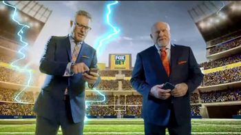 FOX Bet Sportsbook TV Spot, 'Take Things to the Next Level' Ft. Terry Bradshaw, Howie Long - Thumbnail 6