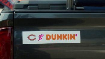 Dunkin' TV Spot, 'Coffee Before the Bears Game: Earn 100 Bonus Points on Mondays' - Thumbnail 1