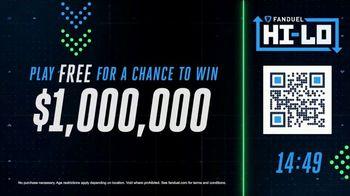 FanDuel Hi-Lo TV Spot, 'Week 2 Game Card' Featuring Boomer Esiason - Thumbnail 9