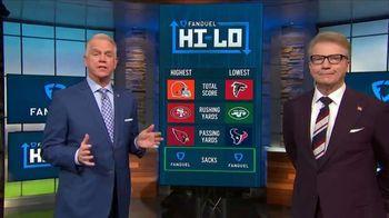FanDuel Hi-Lo TV Spot, 'Week 2 Game Card' Featuring Boomer Esiason - Thumbnail 5