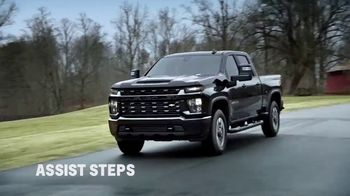 Chevrolet Truck Month TV Spot, 'Make It Your Own' [T2]