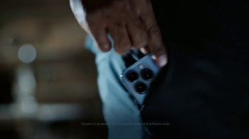 Apple iPhone 13 Pro TV Spot, 'Hollywood in Your Pocket' Song by Labrinth - Thumbnail 8