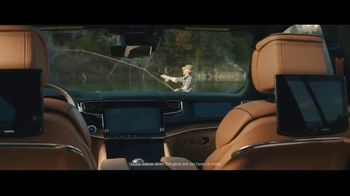 2022 Jeep Grand Wagoneer TV Spot, 'The Best Things' [T1] - Thumbnail 3