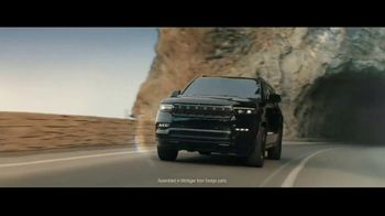 2022 Jeep Grand Wagoneer TV Spot, 'The Best Things' [T1]