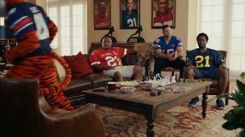 Nissan TV Spot, 'Heisman House: Bo Jackson Celebrating Everything' Ft. Bo Jackson [T1]