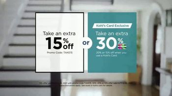 Kohl's Fall Style Event TV Spot, 'Dressing up or Not' - Thumbnail 6