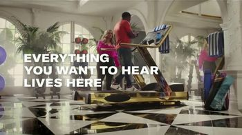 SiriusXM Satellite Radio TV Spot, 'The Gym' Featuring Kevin Hart, Bebe Rexha