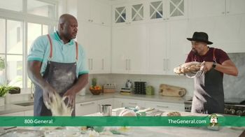 The General TV Spot, 'How To' Featuring Shaquille O'Neal, Montell Jordan