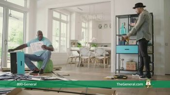 The General TV Spot, 'How To' Featuring Shaquille O'Neal, Montell Jordan - Thumbnail 4