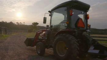 Yanmar Tractors TV Spot, 'Manage Your Land'