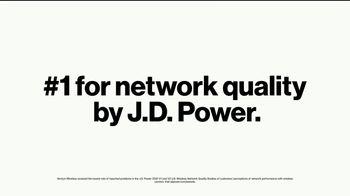 Verizon TV Spot, 'NFL: Number One: Matthew Stafford' - Thumbnail 2