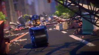 PAW Patrol Chase Transforming City Cruiser TV Spot, 'Nickelodeon Movies: Transform'