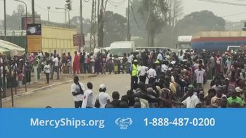 Mercy Ships TV Spot, 'Bringing Free Surgeries: Donate $19 a Month'