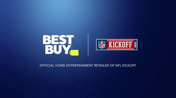 Best Buy TV Spot, 'NFL Kickoff: Destination: LG OLED TV' - Thumbnail 9