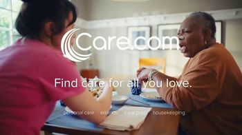 Care.com TV Spot, 'Senior Care: Care for All You Love' - Thumbnail 8