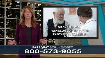 Robins Cloud LLP TV Spot, 'Paraquat: Parkinson's Disease'