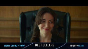 DIRECTV Cinema TV Spot, 'Best Sellers'