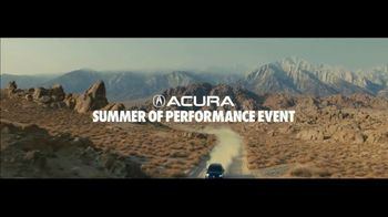 Acura Summer of Performance Event TV Spot, 'Remarkable Discovery' [T2] - Thumbnail 5