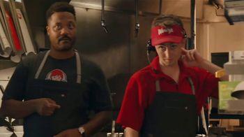 Wendy's TV Spot, 'Reggie Bush: Oven Baked Bacon' - Thumbnail 5