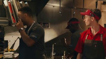 Wendy's TV Spot, 'Reggie Bush: Oven Baked Bacon' - Thumbnail 6