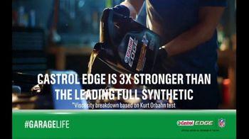 Castrol Oil Company EDGE TV Spot, 'Performance Under Pressure' - Thumbnail 5