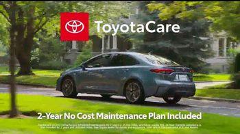Toyota 5 Big Reasons Event TV Spot, 'Reasons to Buy a Corolla' [T2] - Thumbnail 4