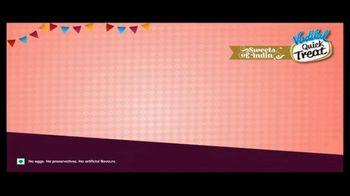 Vadilal Quick Treat TV Spot, 'Kaju Anjeer Roll and More' - Thumbnail 1