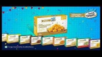 Vadilal Quick Treat TV Spot, 'Motichoor Laddoo and More' - Thumbnail 6
